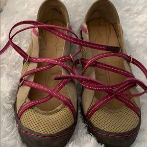 Cute pair of J-41 shoes/sneakers.